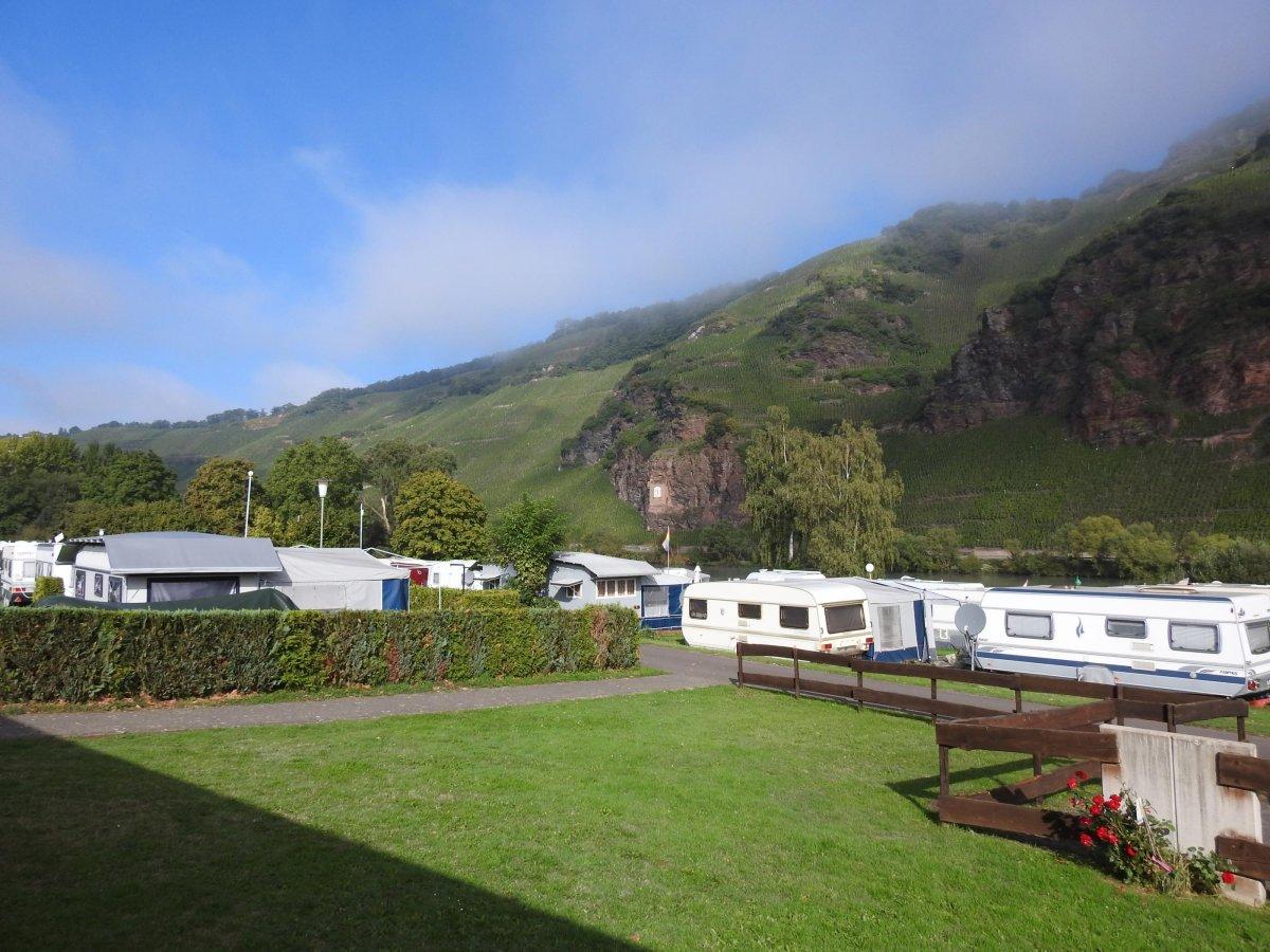 Campingplatz Erden