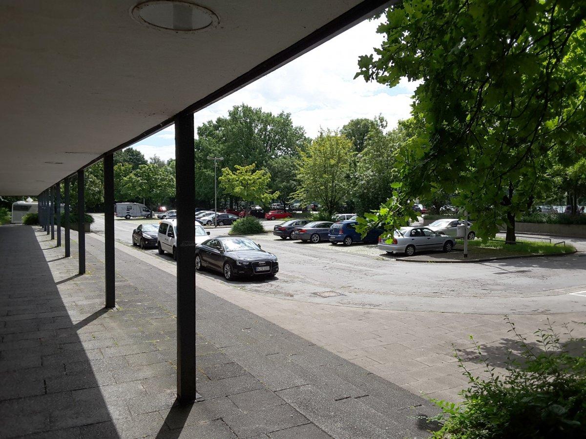 Maschsee Parkplatz